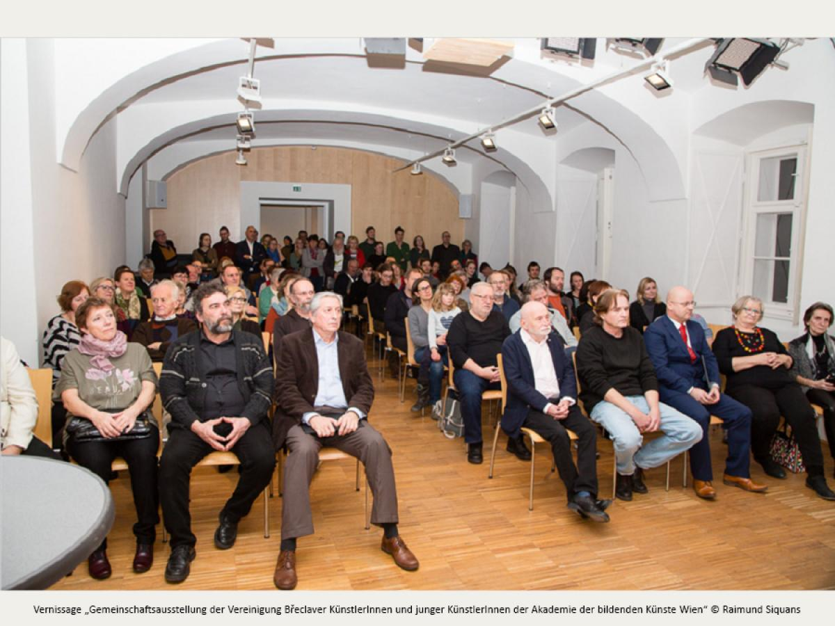 VERNISSAGE im Jänner 2020